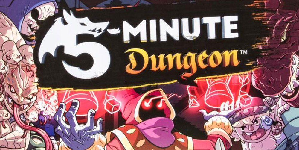 There's Always Time for '5-Minute Dungeon'