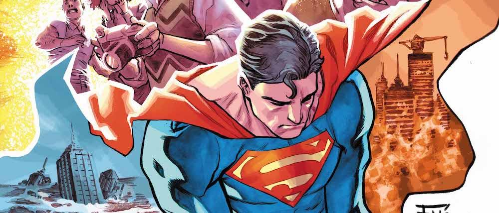 DC Comics Reviews – Superman: Action Comics #992: Jor-El's Legacy