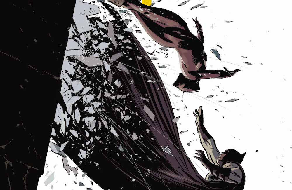 Review – Batman Annual #2: Batman and Catwoman Forever