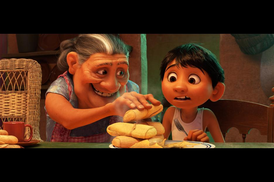 'Coco': Pixar Takes on Day of the Dead