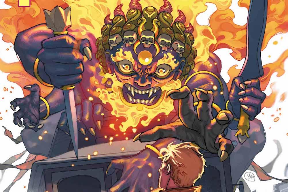 DC Comics Reviews – The Hellblazer #16: Supernatural Murder
