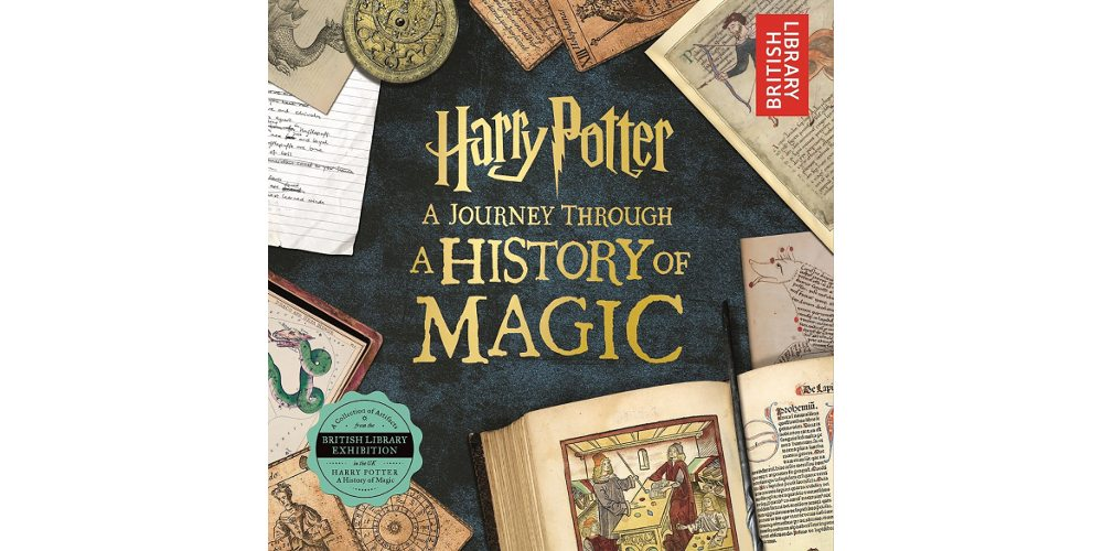 Take 'A Journey Through a History of Magic' With Harry Potter and the British Library
