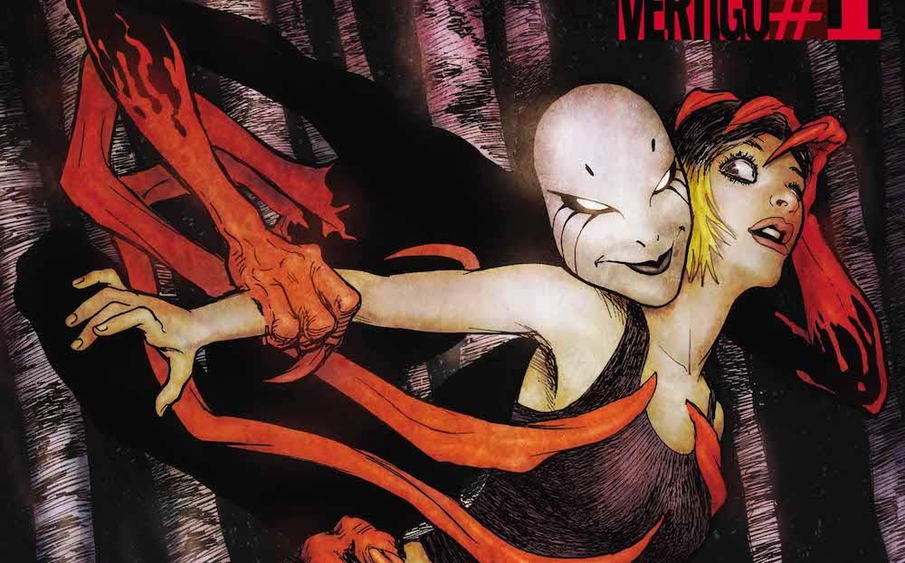 Vertigo Review – Imaginary Fiends #1: Kids and Cruelty
