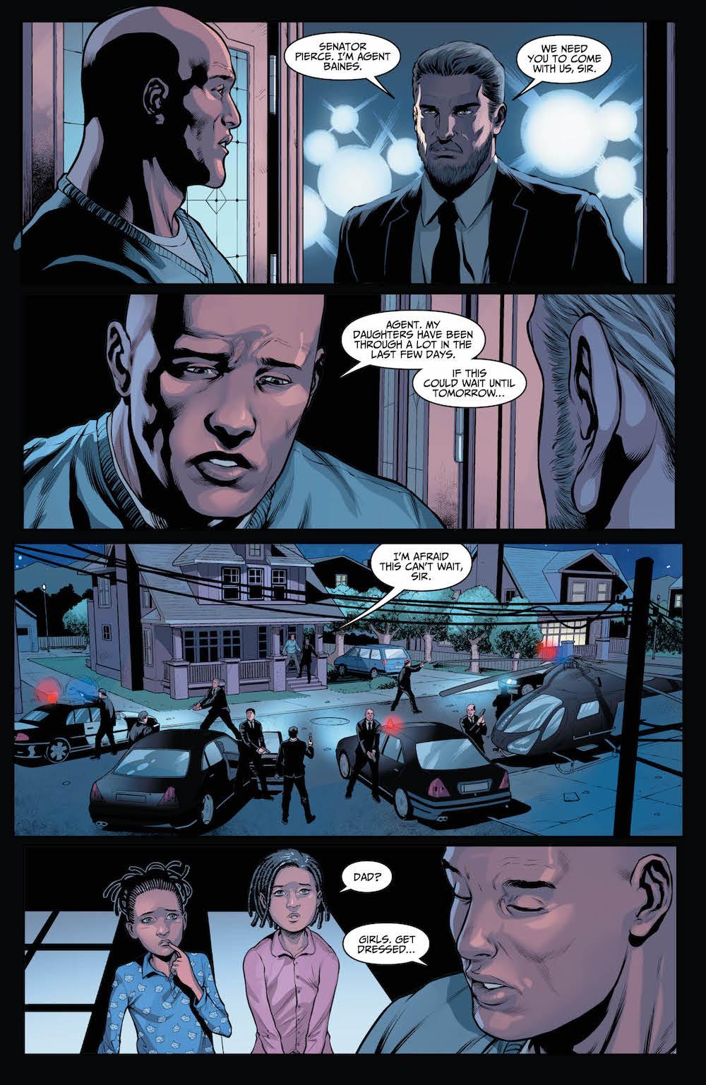 Black Lightning, Injustice 2 #14