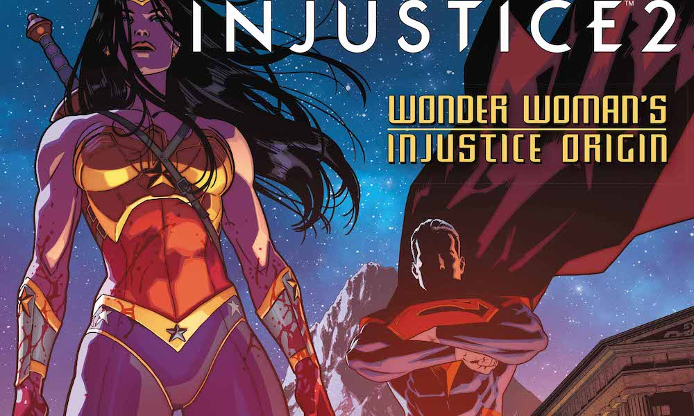 Injustice 2 Annual 1, Wonder Woman