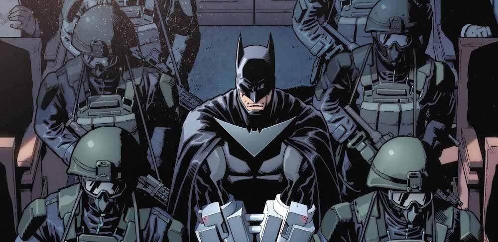 DC Comics Reviews: 'Injustice 2' #14