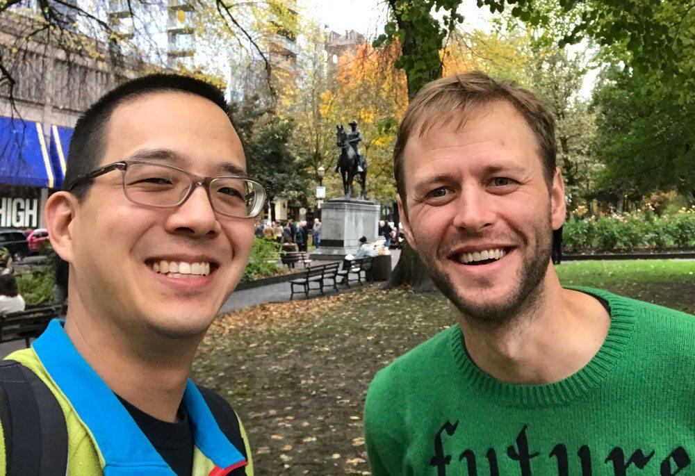 Jonathan Liu and Mac Barnett