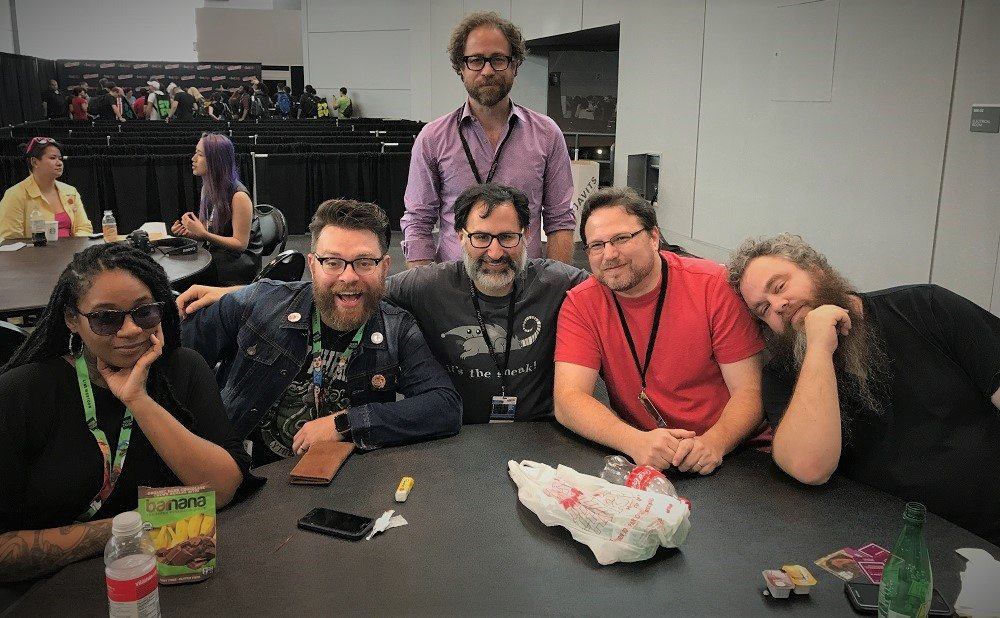 A Creative Power Hour With Jonathan Coulton and the JoCo Superfriends (Part 2)