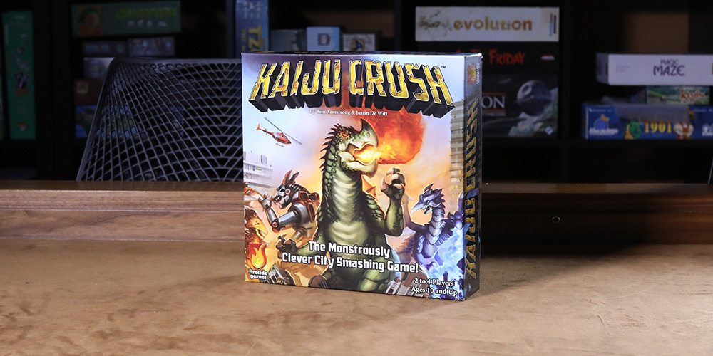 Destroy a City and Battle Huge Monsters in 'Kaiju Crush'