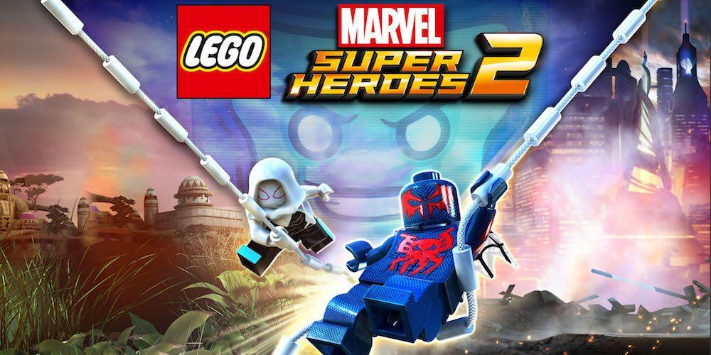 LEGO Marvel Super Heroes 2 + GIVEAWAY!