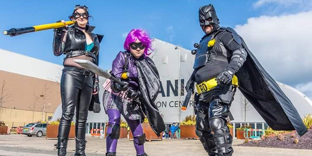 Cosplay Family Spotlight: Many Faces of Cosplay