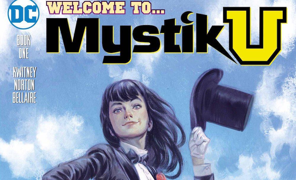 Review – Mystik U #1: S'annataz Ssalc!