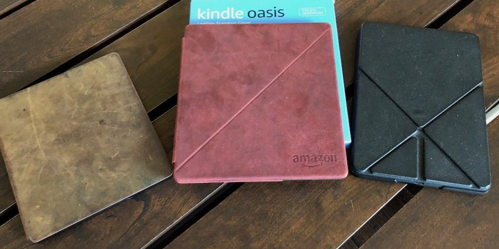 All-New Kindle Oasis vs  Original Kindle Oasis vs  Kindle