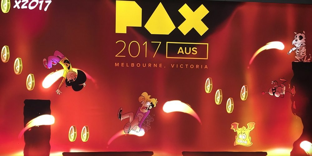 PAX gaming convention Australia