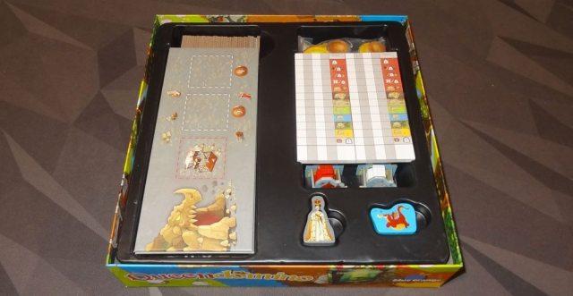 Queendomino box insert