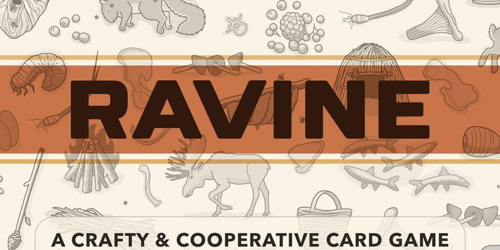 Kickstarter Tabletop Alert: Can You Survive the 'Ravine'?