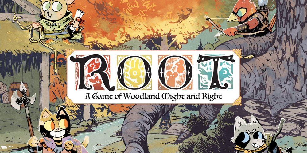 Kickstarter Tabletop Alert: Rooting for 'Root'