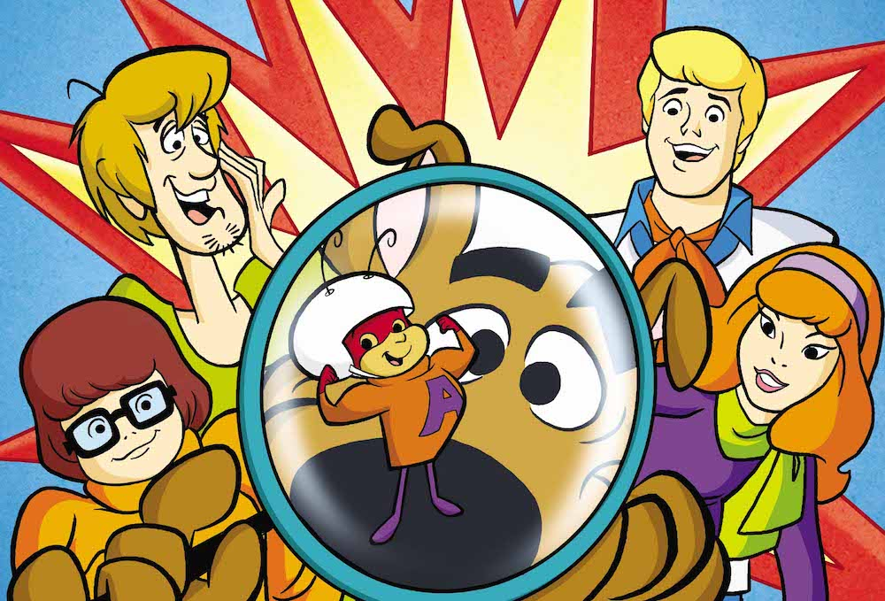 DC Comics Review – Scooby-Doo Team-Up #32: Atom Ant!