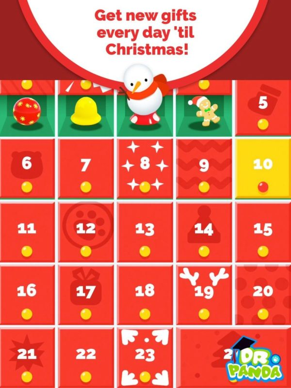 Virtual Advent Calander