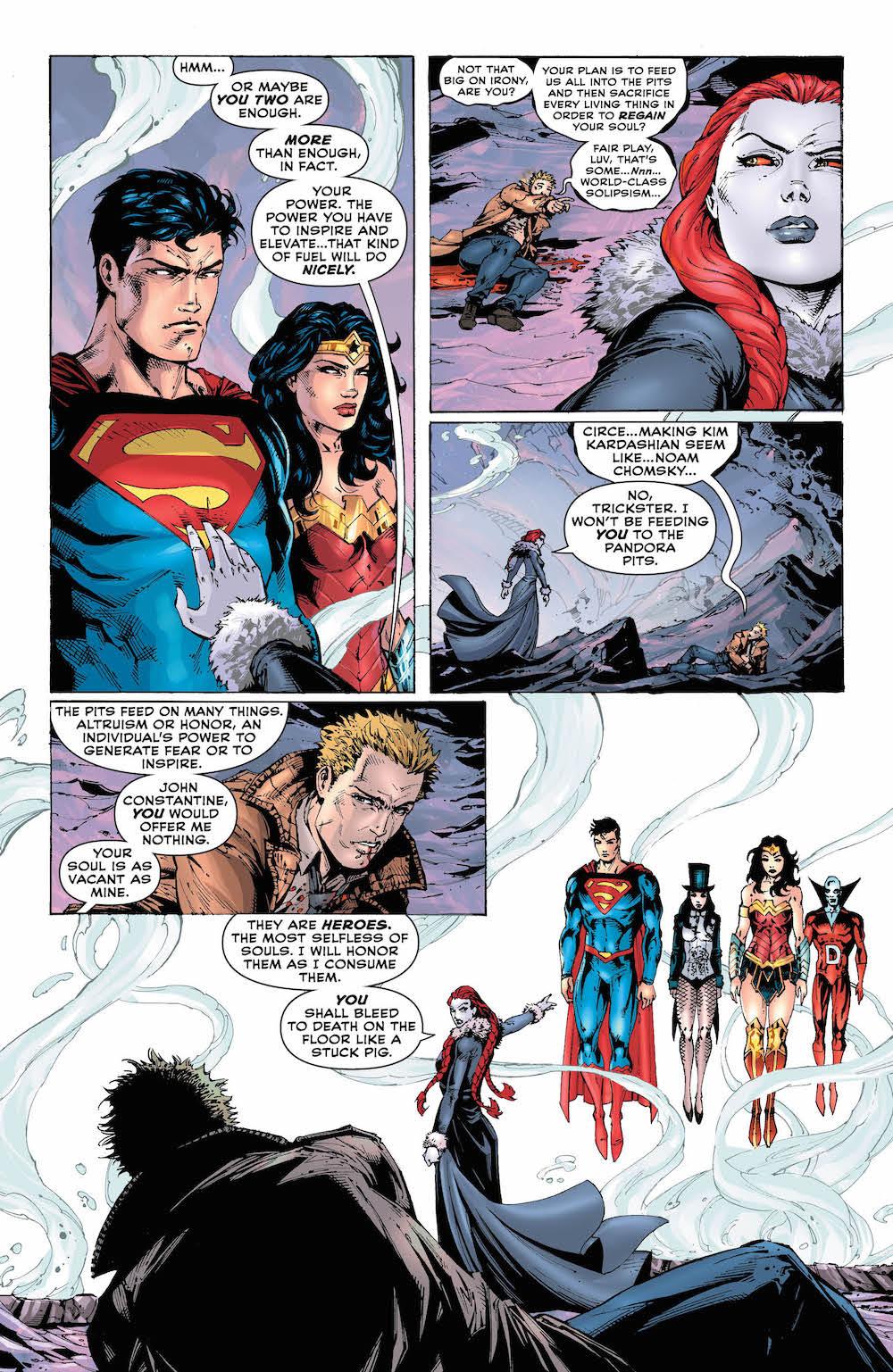 Trinity #15, Circe