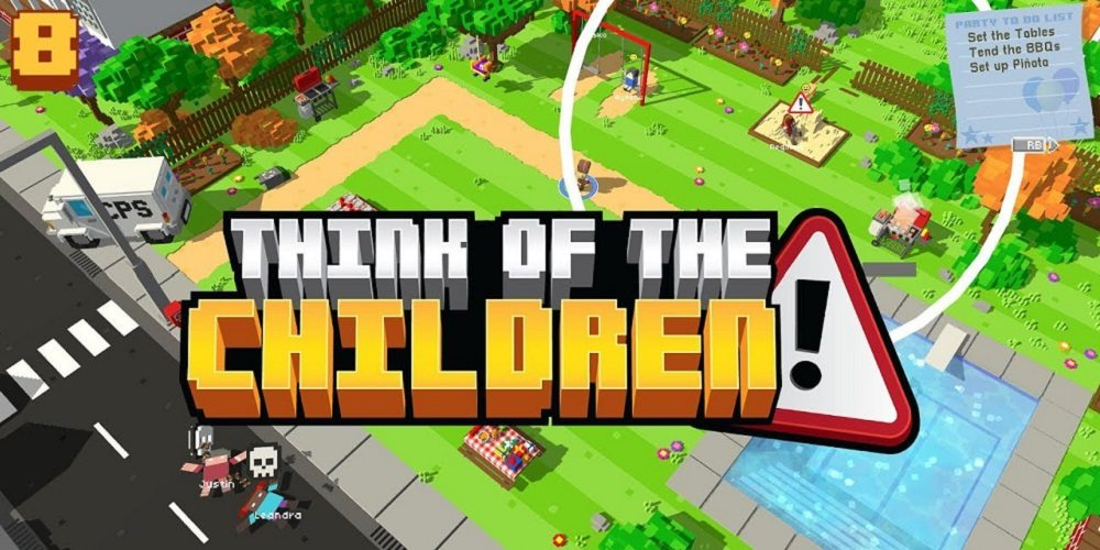 PAX Aus 2017: 'Think of the Children' (Review)