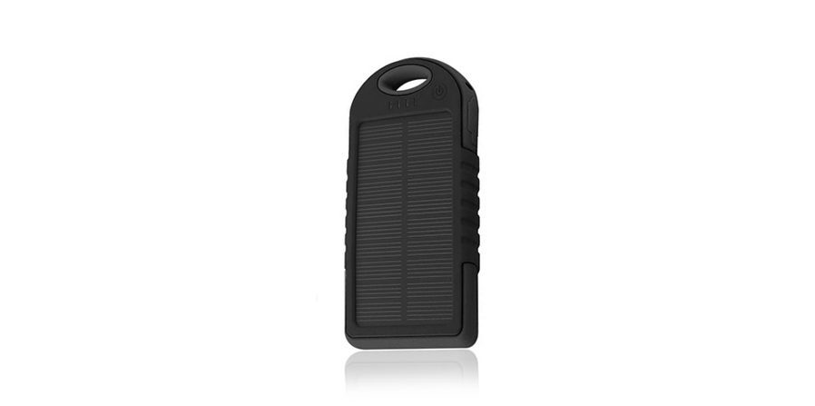 GeekDad Daily Deal: The Universal Waterproof Solar Charger