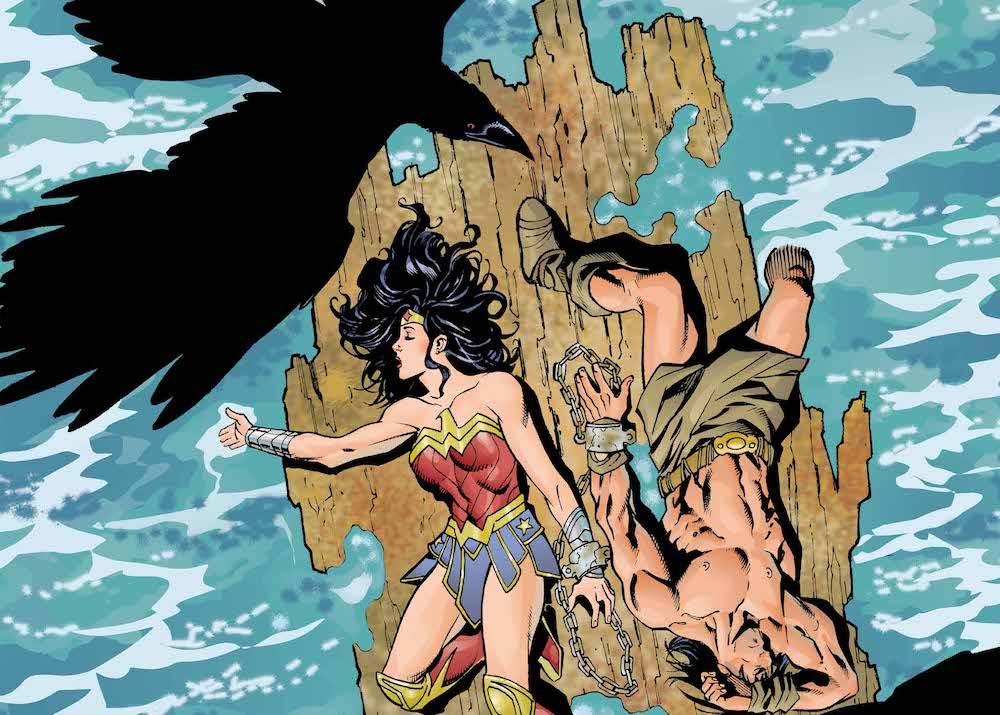 DC Comics Reviews: Wonder Woman/Conan #3