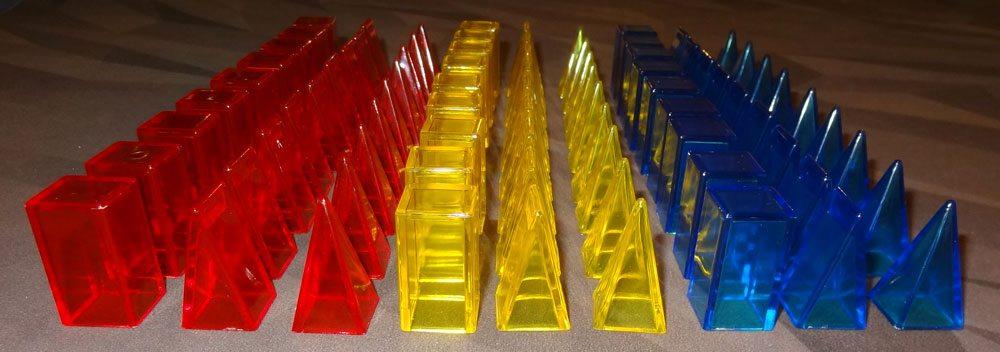 Zendo pieces