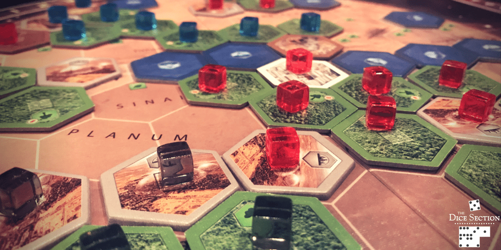 'Terraforming Mars' Review: The Dice Section Podcast