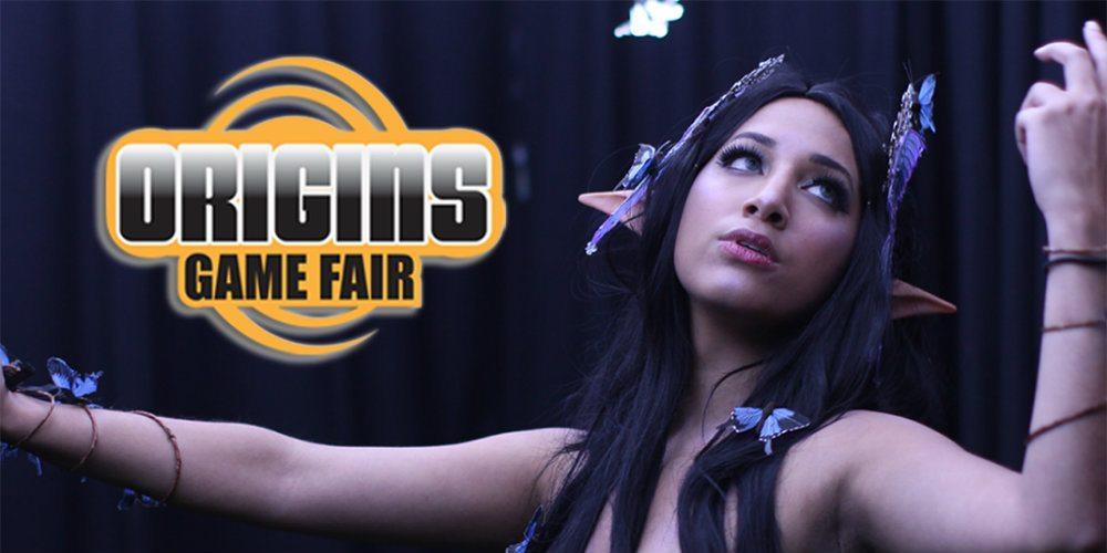 Origins Game Fair 2018