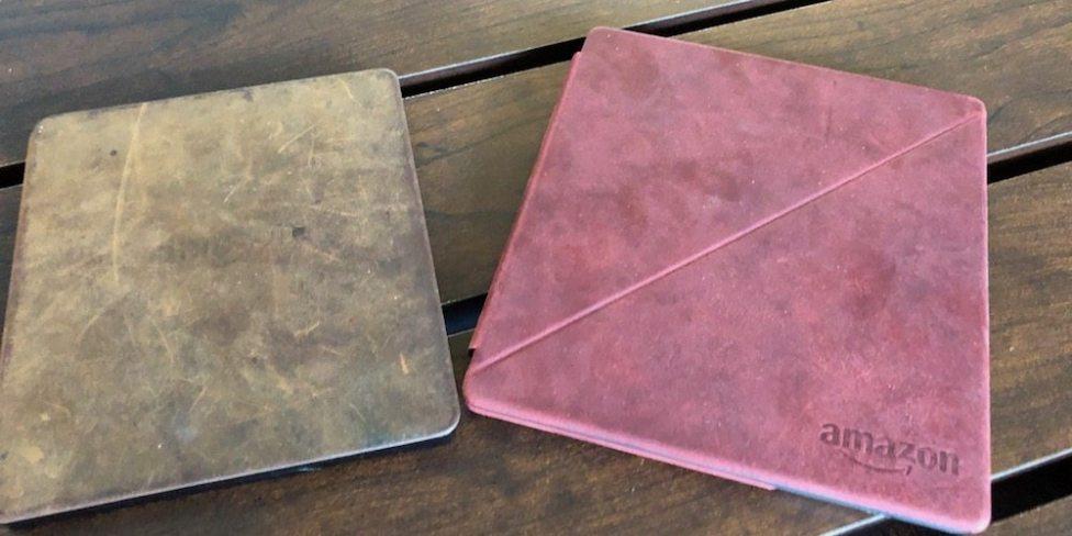 All-New Kindle Oasis vs  Original Kindle Oasis vs  Kindle Voyage