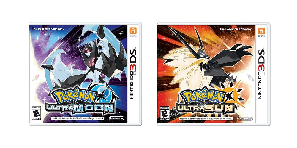 5 Great New Things About 'Pokémon Ultra Sun' and 'Pokémon Ultra Moon'