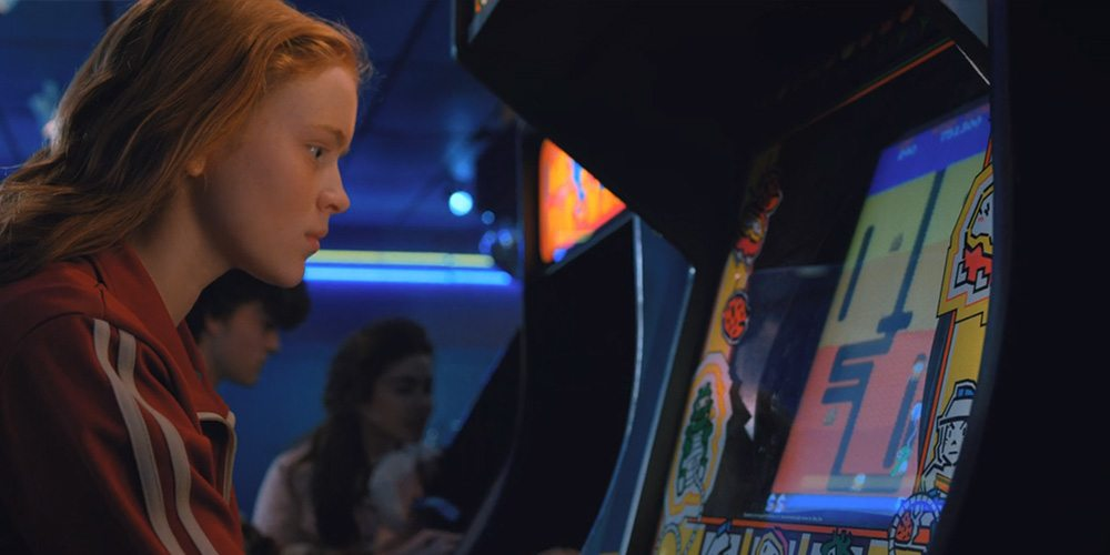 Stranger Things 2 - LCD screen arcade