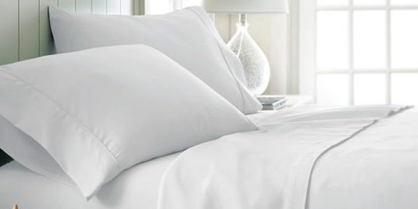 GeekDad Daily Deal: A 4-Piece Classic Queen Sheet Set