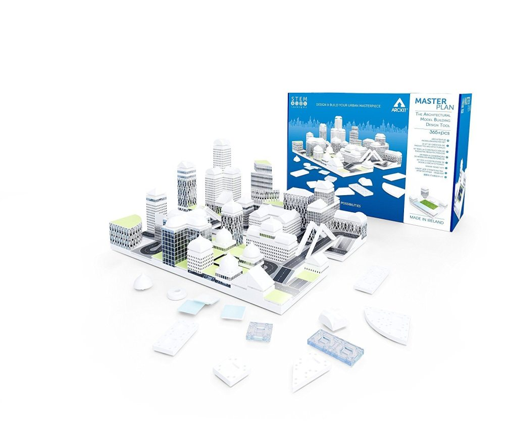 ArcKit Master Plan and ArcKitPLAY Cityscapes