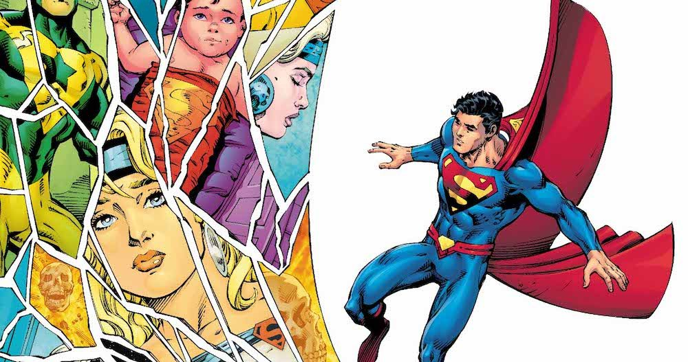 Superman: Action Comics #994