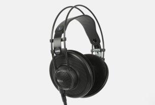 Massdrop x AKG 7XX Audiophile Headphones