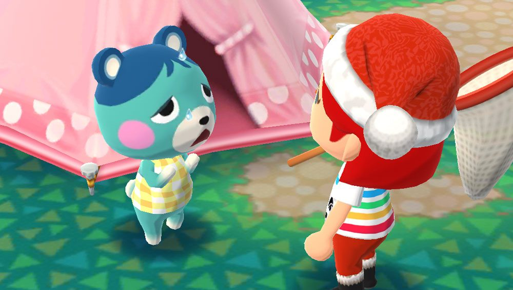 Let's Have a Word About 'Animal Crossing: Pocket Camp'