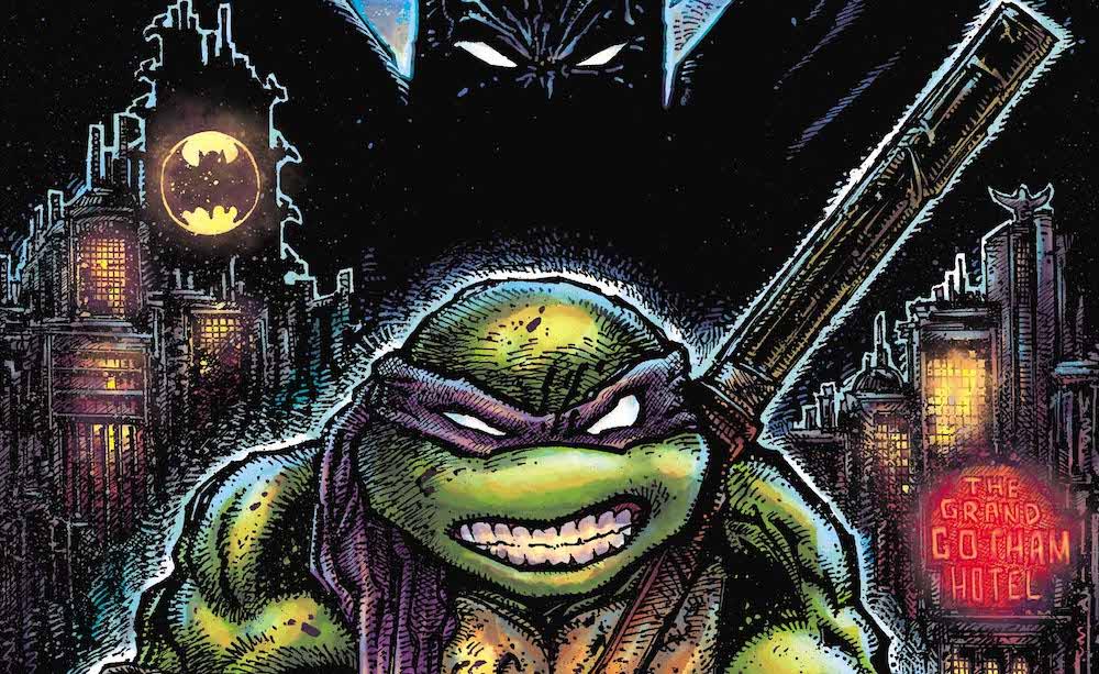 Batman/TMNT II, Freddie Williams II