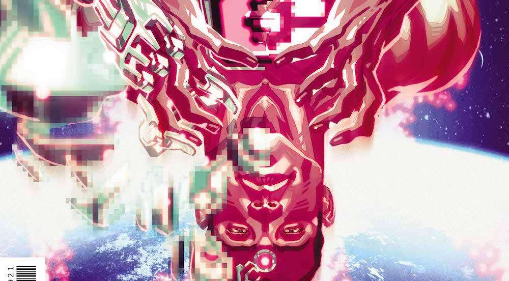 Review – Cyborg #19: Human Vs. Machine
