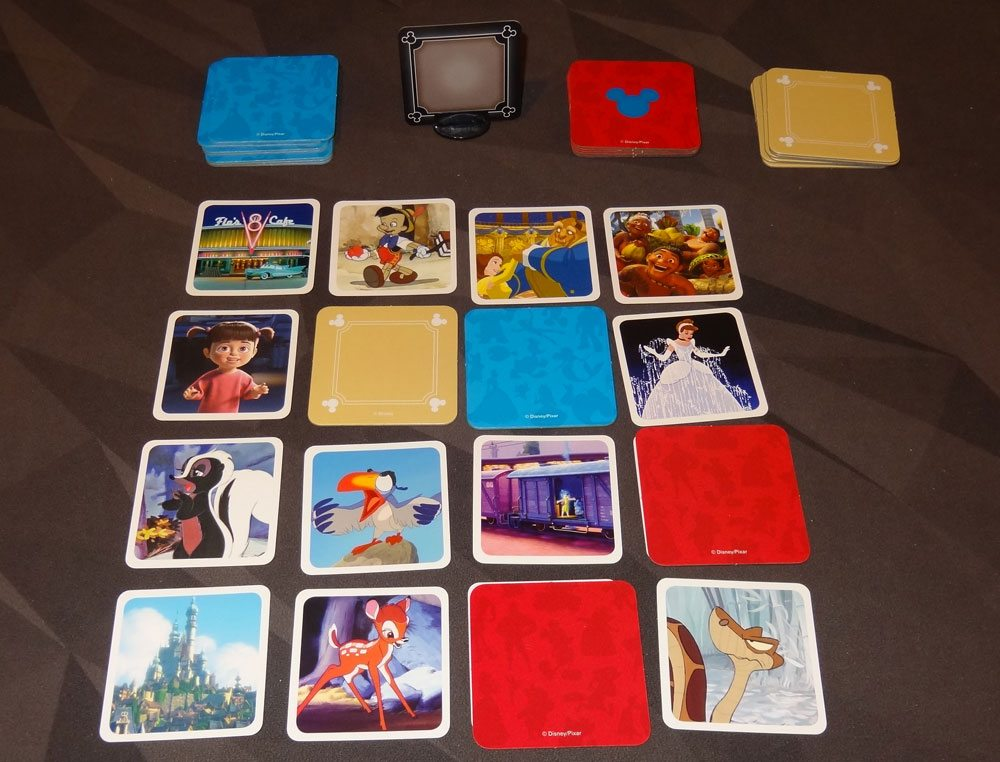 Codenames: Disney Family Edition gameplay