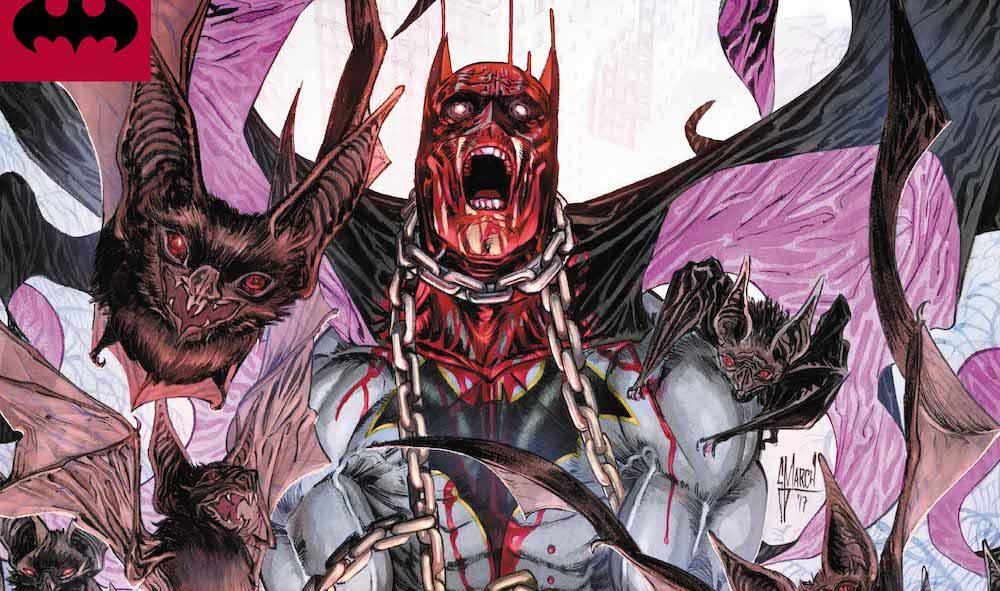 Batman: Detective Comics #971 cover