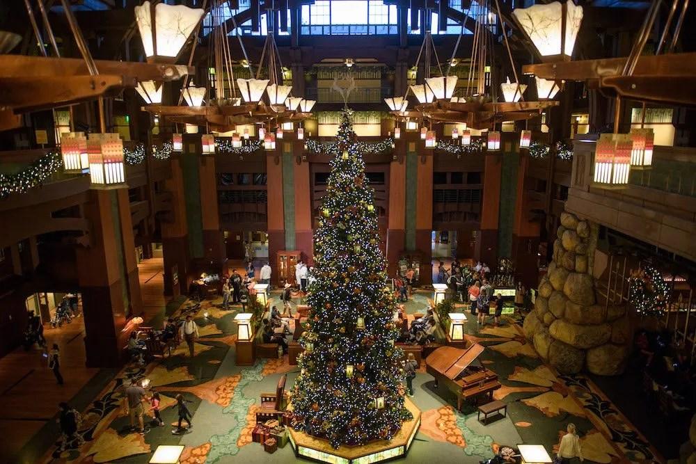 Hotels at Disneyland holidays