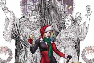 Harley Quinn #33 variant cover