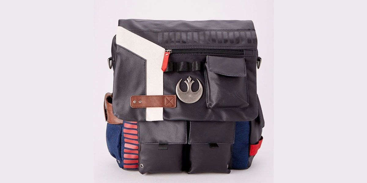 Han Solo Backpack  Image: Spencers