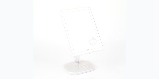 Hello Kitty x Impressions Vanity Touch Pro LED Mirror  Image: Sanrio