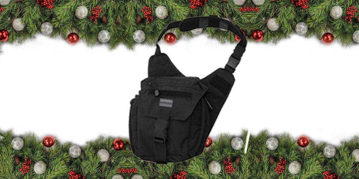 Humvee Shoulder Bag Image: Creative Commons