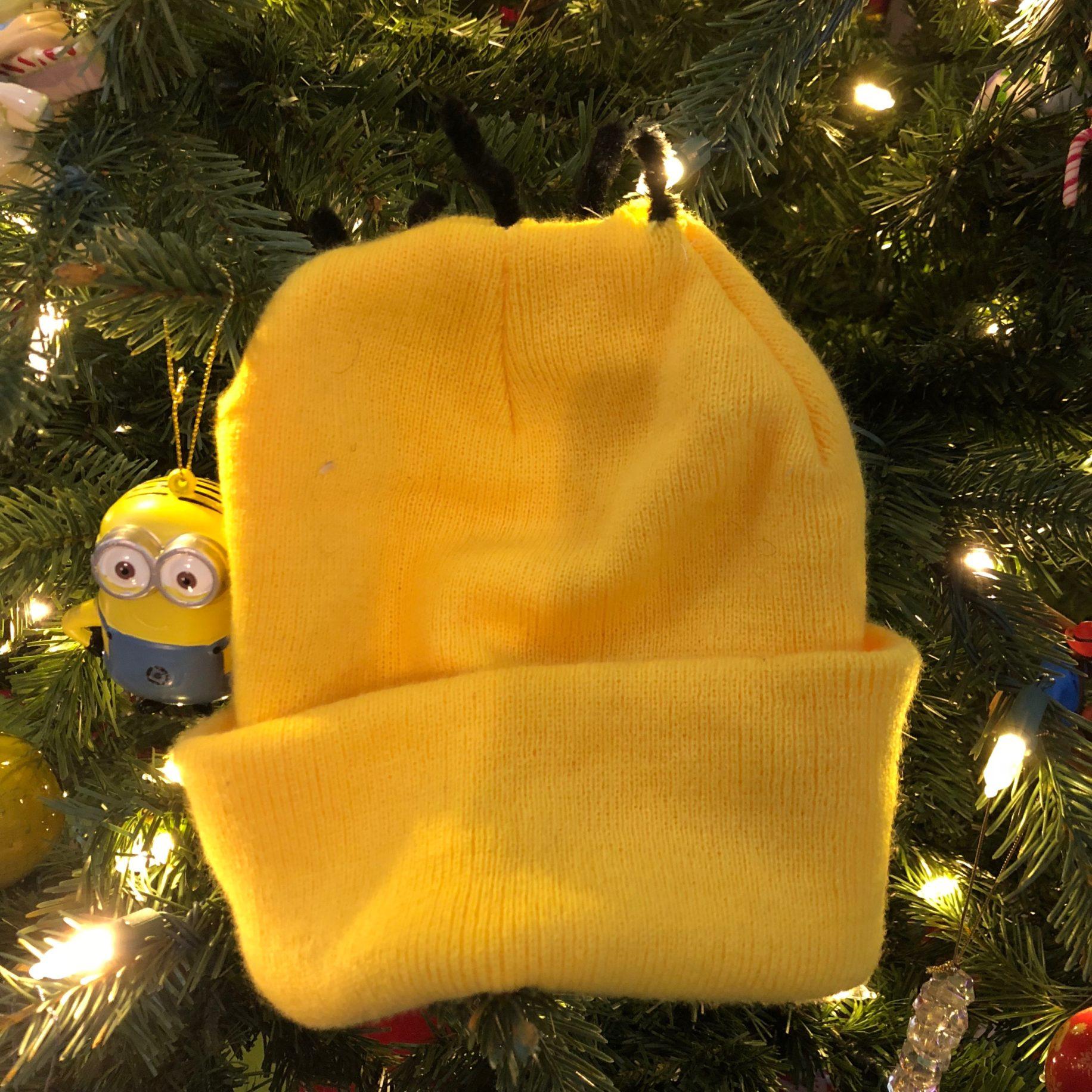 No sew Minion Hat  Image: Dakster Sullivan