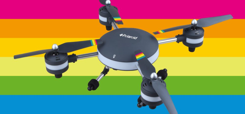 GeekDad Review: Polaroid PL3000 Camera Drone