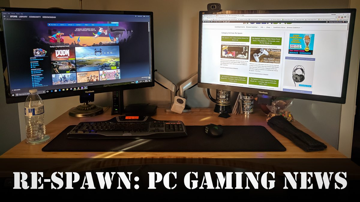 Re-Spawn: PC Video Game News for Week 49
